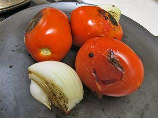 Adobo Asando Cebolla y Jitomate