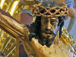 Oaxaca Santo Domingo Crucifijo