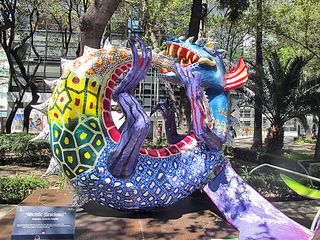 Alebrijes Michtic Gracioso