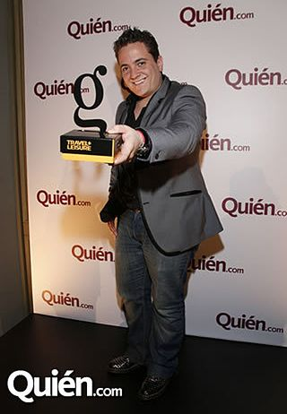 Travel Leisure Daniel Ovadia, People's Choice Award
