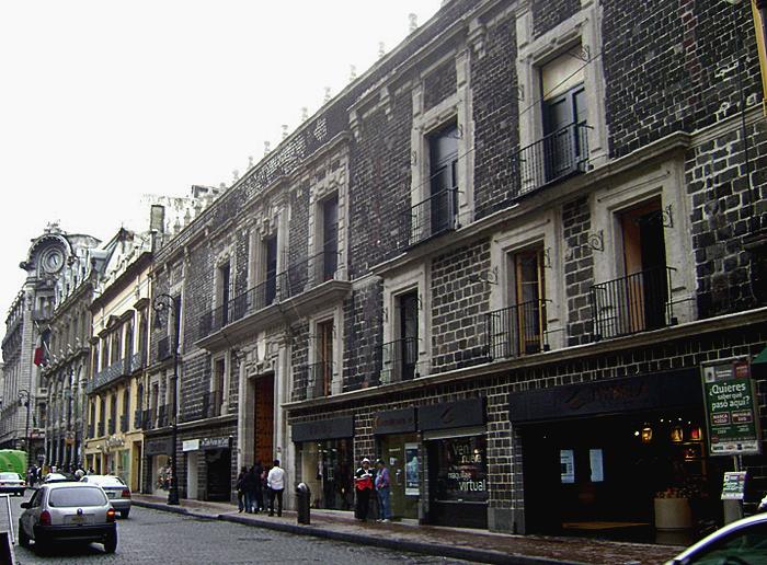Azul Histórico 9 Casa de los Condes de Miravalle
