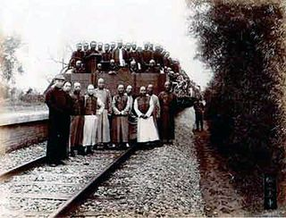 Dalian Chinese Railroad Laborers USA