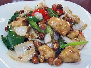 Dalian Kung Pao Chicken