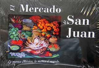 Mercado SJ Book Cover