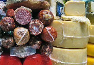 Mercado SJ Salumi and Cheese