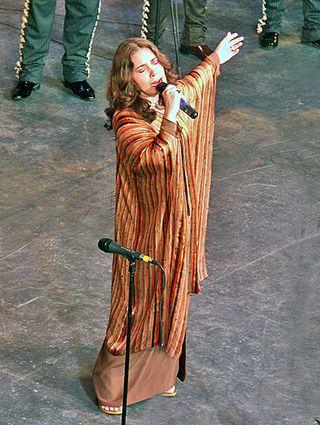 Tania Libertad Encuentro Mariachi GDL 2005