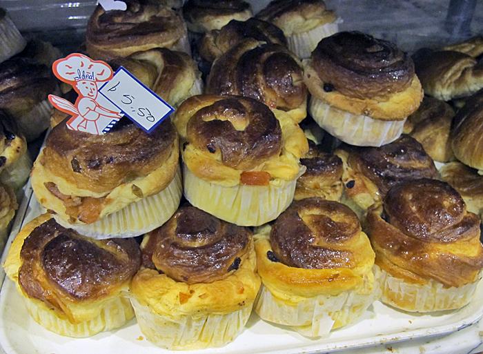 Pan Muffins con Frutas La Ideal