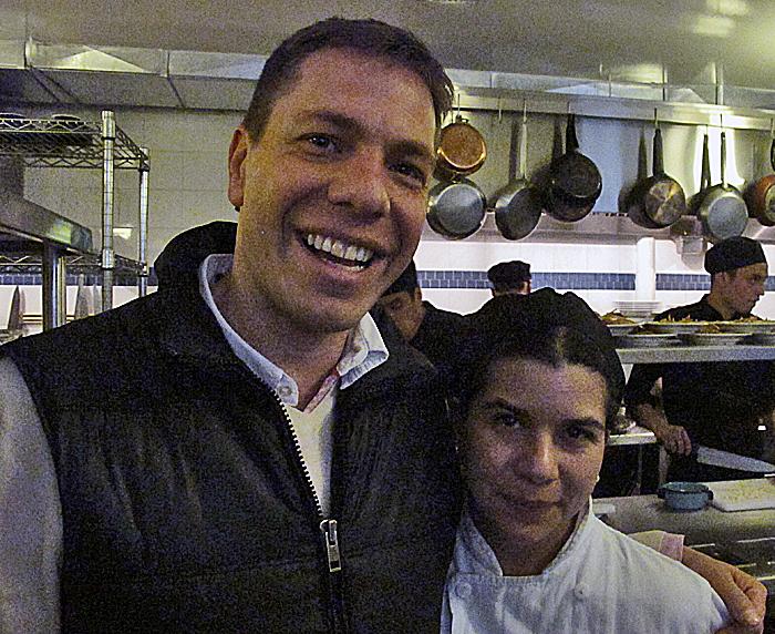 Azul Histórico 10 Gonzalo Serrano y María José Serrano