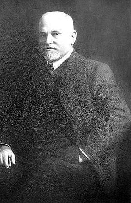 Pan Braulio Iriarte Goyeneche