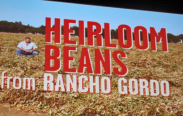 Mesamérica 3 Rancho Gordo Heirloom Beans