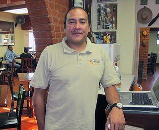 Pozole Moctezuma Jerónimo Alvaro Garduño