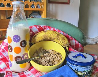 Classic American Breakfast Cold Cereal