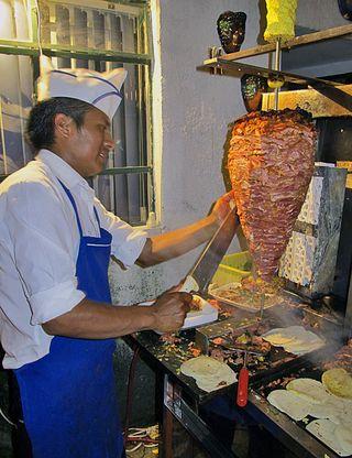 Rose Tacos al Pastor