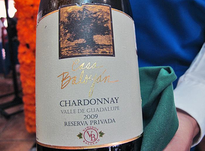 Bajío Vino Blanco Baloyán