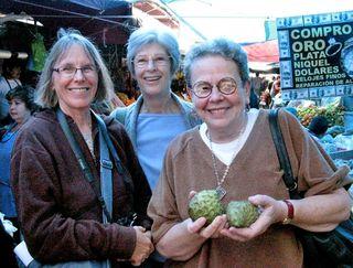 Tours Cristina en Pátzcuaro con Charlotte and Donna Nov 15 2012