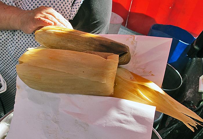 Tamales Méndez Tres Pa' Llevar