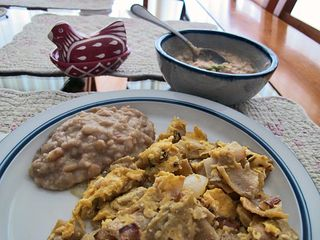 Chilaquiles A Comer