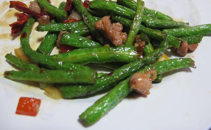 Rico Green Beans w Pork
