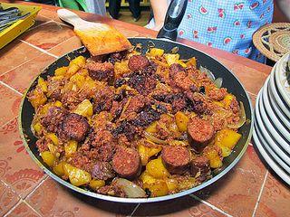 Zirita Chorizo con Mango y Chile 2