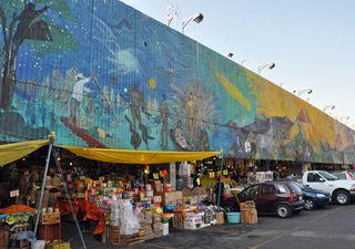 Mercado de Jamaica John Woods