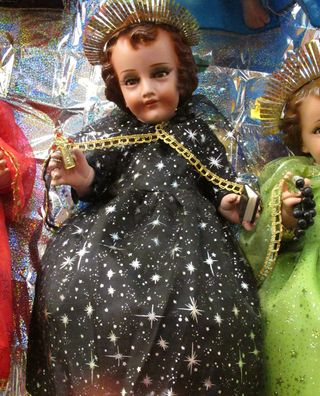 Niño Dios San Benito