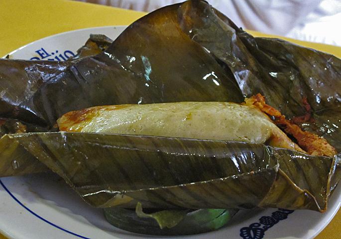 Tamales de Pollo Guajillo Etc Cocidos