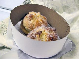 Pan Panadería Suiza con Collar