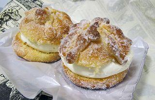 Pan Panadería Suiza Desenvuelto
