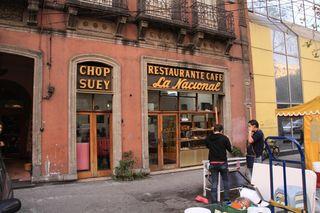 Dalian Cafe de Chinos