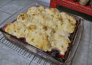 Cobbler Ready to Eat