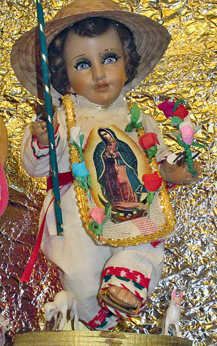 Niño Dios San Juan Diego
