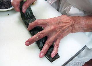 Tamales Técnica Titita 2