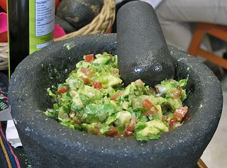 Nicos Guacamole Finished