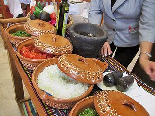 Nicos Guacamole Ingredientes