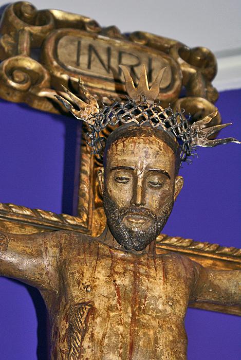 Cristo Pasta de Caña 17th century