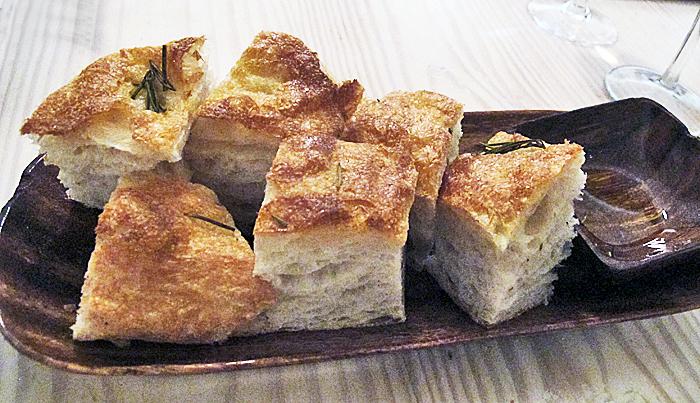 Pan de Romero Rosetta