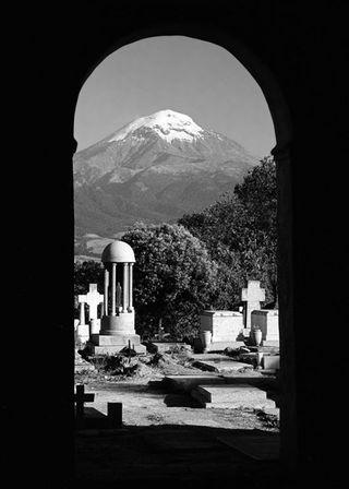 Popocatépetl 1953 Roger Hagan