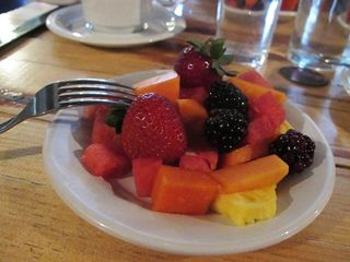 Spice Fruit Plate