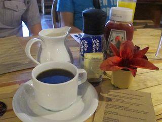 Spice Café y Carta con Flor