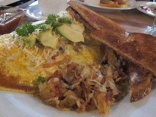 Spice Texas Omelet