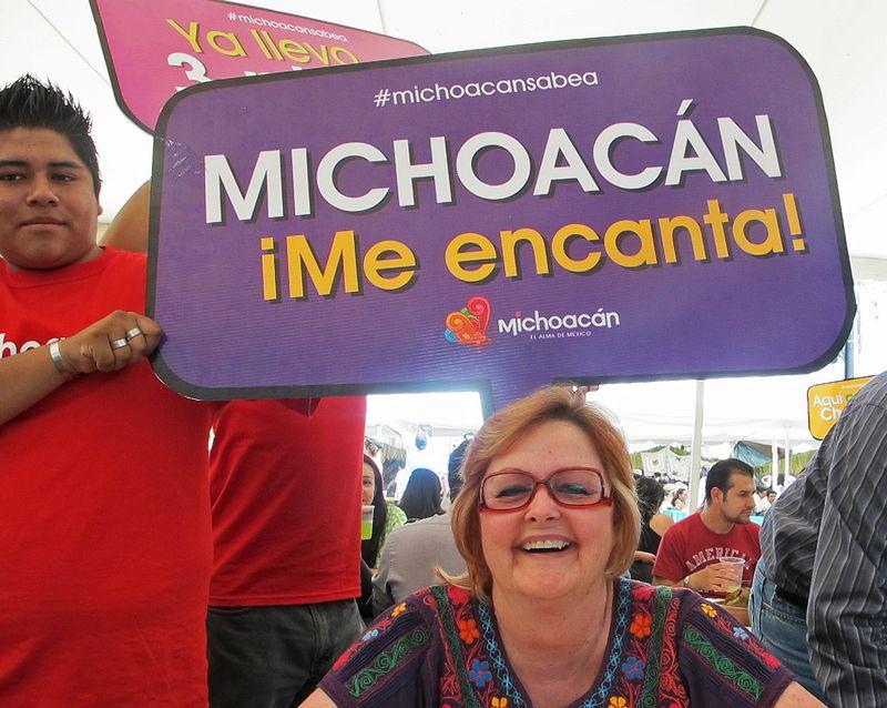 Gayla Loves Michoacán