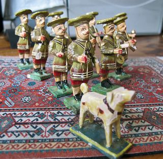 Miniature Marching Band 1