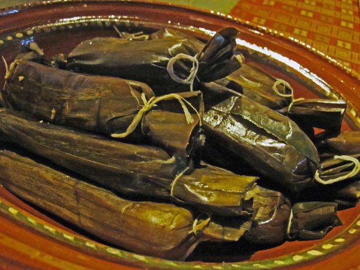 Tamales de Cambray