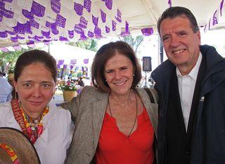 Cynthia, Ana, SECTUR