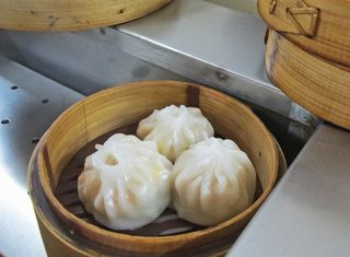 Jing Teng Vegetable Dumpling