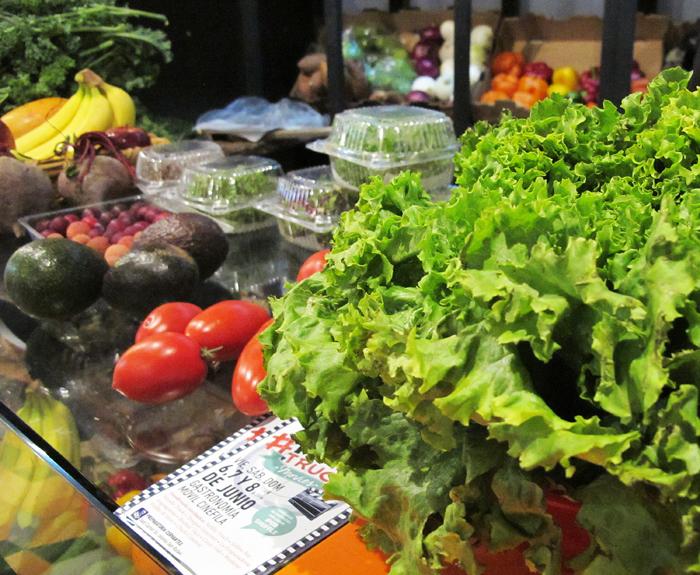 Mercado Roma Organic Veggies