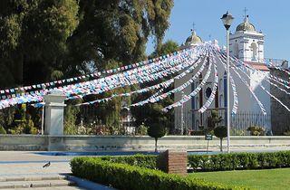 Templo Sta María de Tule