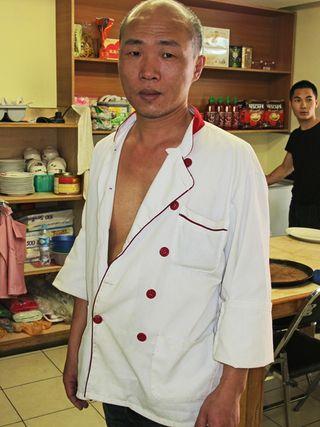 Jing Teng Chef