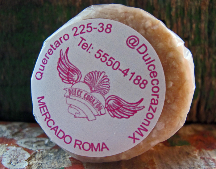 Mercado Roma Dulce Corazón
