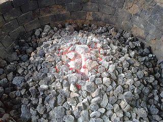 Uasïsï Horno Incendido